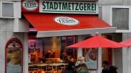 Betrieb läuft trotz Insolvenz weiter: Metzgerei Zeiss