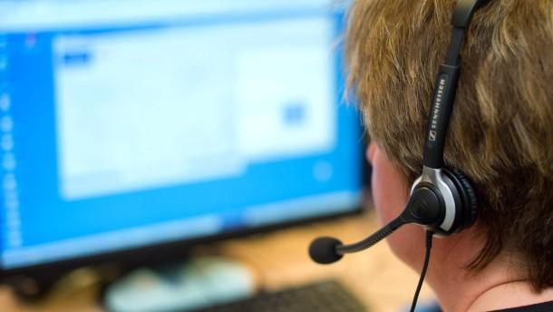 Sonntagsarbeit in Callcentern und Videotheken passé