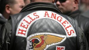 Treffen von rund 800 Hells-Angels-Rockern