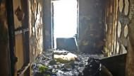 Mann nach Feuer in Flüchtlingsheim festgenommen
