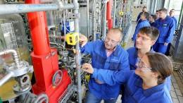 Noch 15 Prozent der Lehrstellen in Chemiebranche frei
