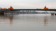 Neubau der Schiersteiner Brücke im Zeitplan