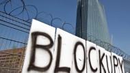 1000 Teilnehmer an Blockupy-Protest erwartet