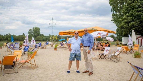 "Große Pläne am ""Nidda-Strand"""