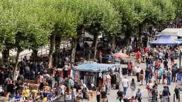 Wann der Flohmarkt an den Schaumainkai zurückkehrt
