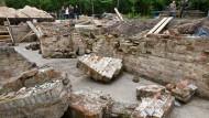 Bodendenkmal und historischer Lernort: Einstige KZ-Außenstelle Walldorf