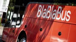 Blablabus greift Flixbus mit Kampfpreisen an