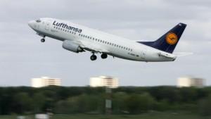 Turbulenzen bei der Lufthansa