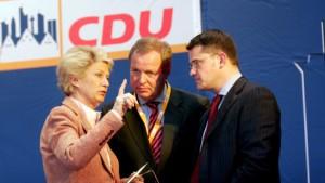 Rhein neuer Vorsitzender der Frankfurter CDU