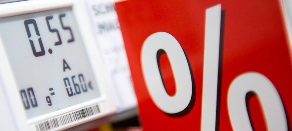 Supermärkte Führen Elektronische Preisschilder Ein