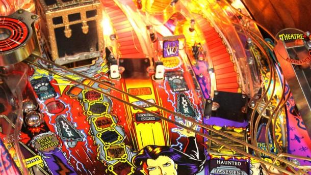 Flipper- und Arcade-Museum in Seligenstadt - das neue Museum mit 60 Flippern und 70 anderen Spielgeräten wird am Samstag eröffnet