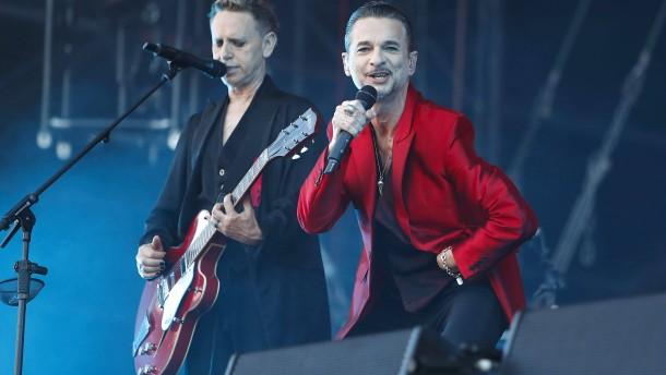 Depeche Mode plant Nachschlag - auch am Main