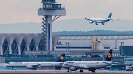 Frankfurter Flughafen sieht sich auf Coronavirus vorbereitet
