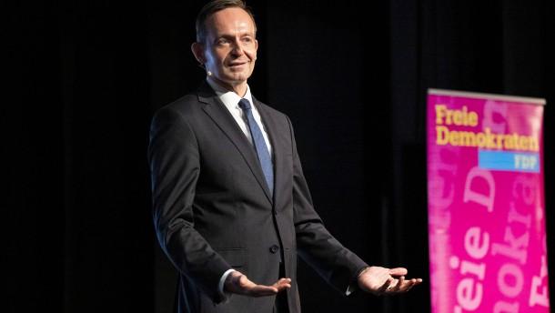 Die FDP und die Richtungswahl