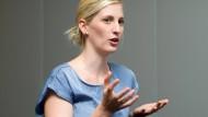 Kehrtwende: Heidi Benneckenstein hat sich von der Nazi-Szene längst verabschiedet und klärt nun über sie auf