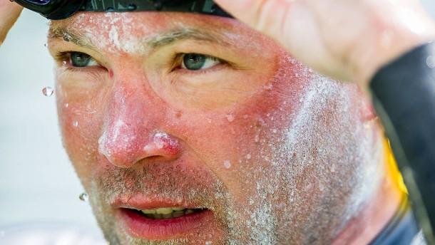 Wie ein Hesse den längsten Triathlon der Welt schaffen will