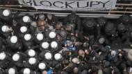 Eingekesselt: Bei einer Blockupy-Demonstration im Juni 2013 eskalierte die Situation.