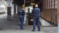 Wiederholt im Visier der Polizei: Bahnhof von Herborn