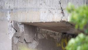 """""""Das Absacken der Brücke löst bei vielen Menschen Angst aus"""""""