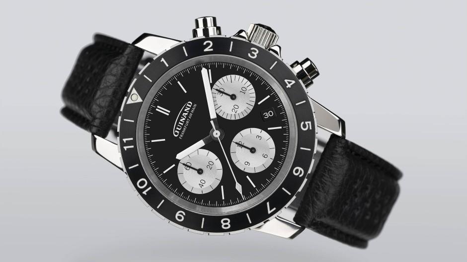 Sportsfreund: Die GMT erinnert an Uhren aus den Siebzigern