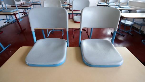 In Hessen ab Montag kein Unterricht mehr