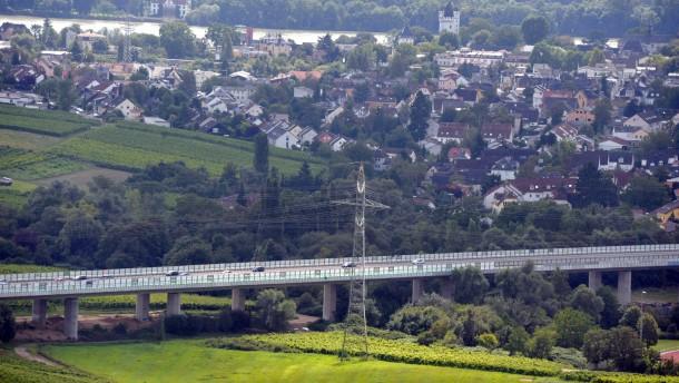 Wie die kleine Riviera am Rhein gerettet wurde