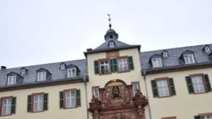 Einsturzgefahr im Bad Homburger Schloss