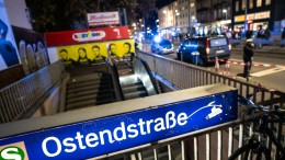 S-Bahn-Station ohne Notruftelefon