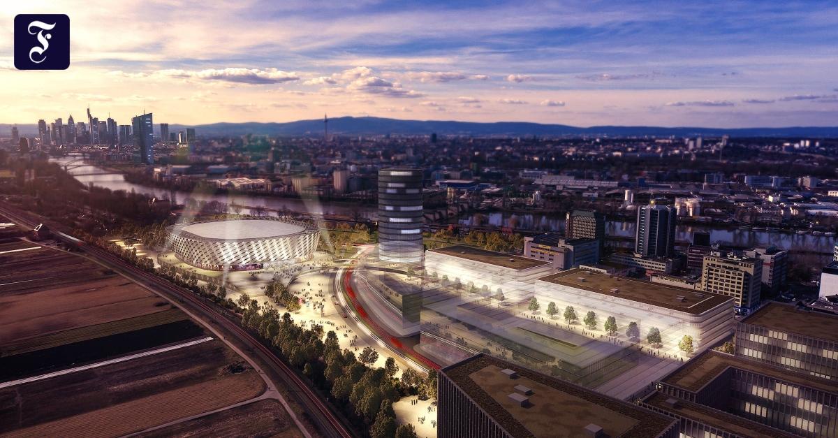 Multifunktionshalle Frankfurt