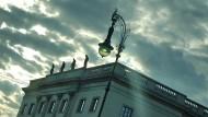 Die Humboldt-Universität zu Berlin: Hier gerät alle paar Monate ein Professor ins Visier anonymer Kritiker.