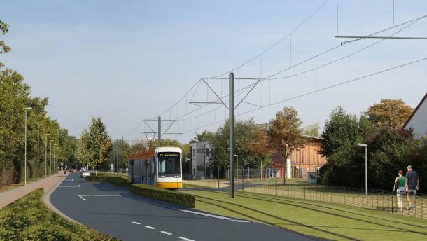 Mainzelbahn soll Ende 2016 fahren