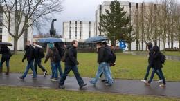 Studium nur an einem Ort teurer als in Frankfurt