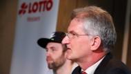 Warnt vor einer Schieflage auf dem deutschen Glücksspielmarkt: Lotto-Hessen-Chef Heinz-Georg Sundermann