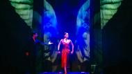 Der Engel des Tangos: Nicole Nau gilt in iher Wahlheimat Argentinien als eine Ikone des Tangos. Mit ihrem Mann Luis Pereyra ist sie jetzt auch in Frankfurt zu sehen.