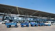 Fraport vor Übernahme griechischer Flughäfen