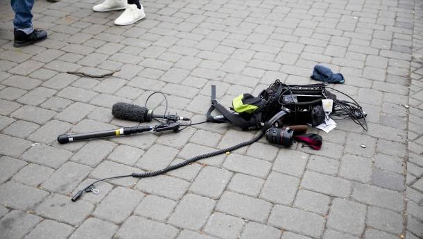 Schutz der Pressefreiheit im Strafgesetzbuch