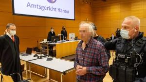 Geldstrafe für Vater des Hanau-Attentäters