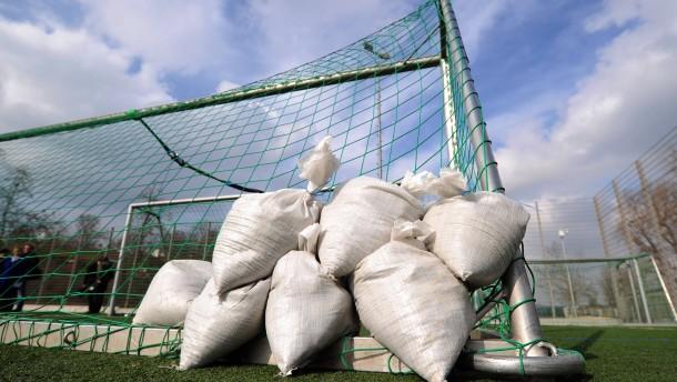 Jugendfußball am Samstag wieder mit Toren