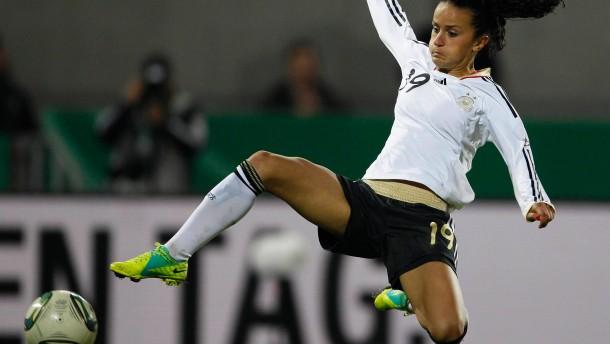 Frauen-DFB-Auswahl ohne Bajramaj gegen die Tuerkei