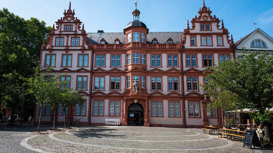 Soll eine neue Hülle bekommen: das Gutenberg-Museum in Mainz