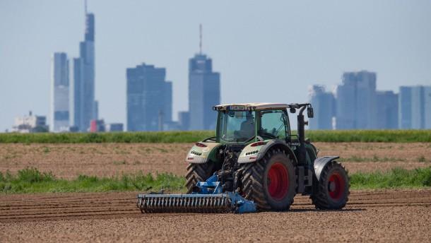 Ohne die Bauern geht es nicht