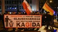 Widerstand gegen Pegida und seine Ableger wächst