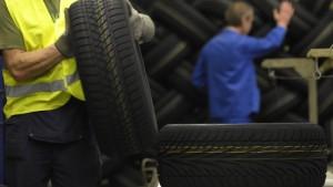 Dunlop baut im Werk Hanau 140 Stellen ab