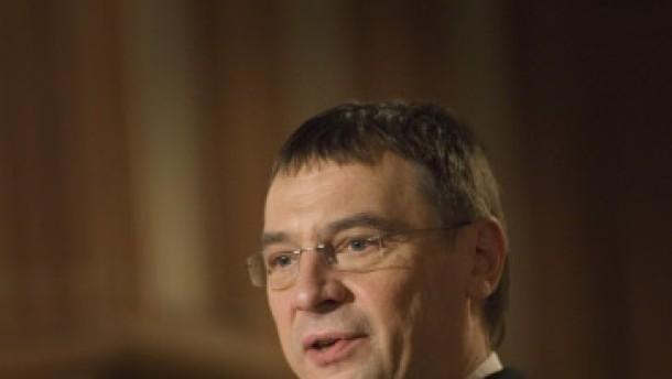 Neuer Kirchenpräsident verzichtet aufs Fasten