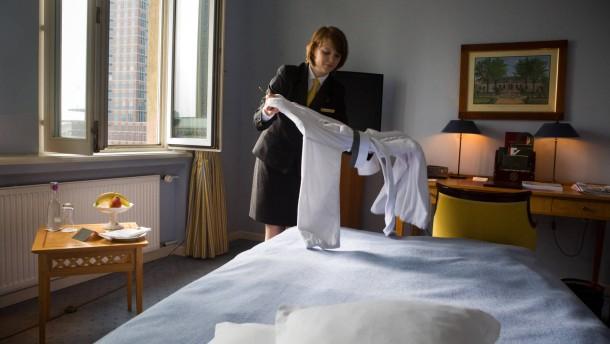 """Hoteliers lehnen """"Übernachtungszoll"""" ab"""