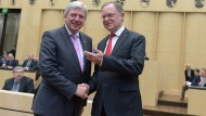 Bouffier in Berlin zu Bundesratspräsident gewählt