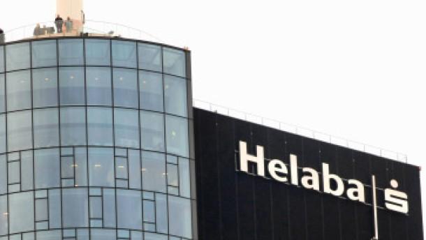 Mitarbeiter der Helaba gegen Fusion mit West LB