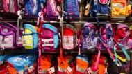 Hunderte Schulranzen gestohlen
