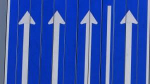 Seitenstreifen auch bei Darmstadt zu Stoßzeiten befahrbar