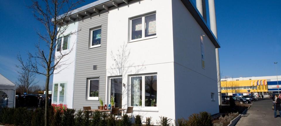 Reihenhäuser Von Ikea : Bei Hauskauf Rabatt Auf Möbel